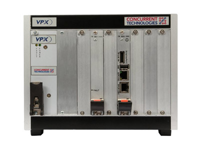 Rugged Interconnect Technologies TM - SY VPX/3x3