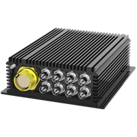 Rugged Interconnect Technologies TM - CHARM-100 Enclosure